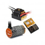 COMBO BRUSHLESS 150Amp WP s 4P 4274SL 2200Kv motorem + programovací karta
