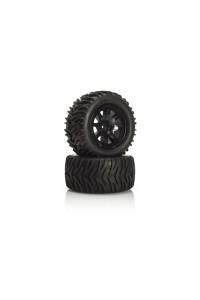 VTEC 1/10 nalepené gumy, 2 ks. - S10 BLAST MT 2