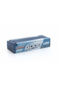 AKCE - P5-HV Mid Shorty Stock Spec GRAPHENE-2 6000mAh Hardcase battery - 7.6V LiPo - 120C/60C
