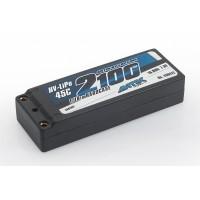 ANTIX by LRP 2100 1/18th - 7.6V LiHV - 45C LiPo Car Hardcase