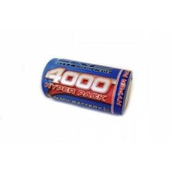 HYPER 4000mAh článek 1,2V - sub-C