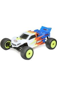 Losi Mini-T 2.0 1:18 RTR - MODRO-BÍLÁ