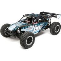 RC auto Losi Desert Buggy XL-E 1:5 4WD černá