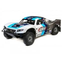 RC auto Losi 5ive-T 2.0 V2 1:5 4WD SCT BND - modrý