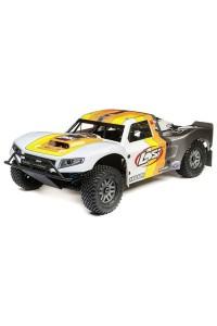 RC auto Losi 5ive-T 2.0 V2 1:5 4WD SCT BND - oranžový