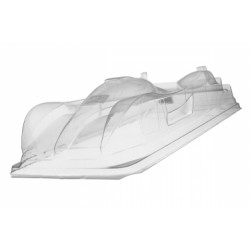 Karoserie čirá Mon-Tech M-10 PAN CAR 1/10 (190 mm)
