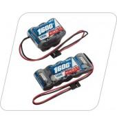 Přijímačové RX - Baterie