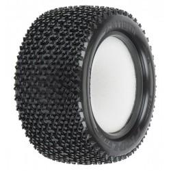 """Caliber 2.2"""" M4 (Super Soft směs) Off-Road Buggy zadní gumy 1/10"""