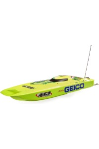 Proboat Miss GEICO Zelos 36 Twin Brushless Catamaran RTR