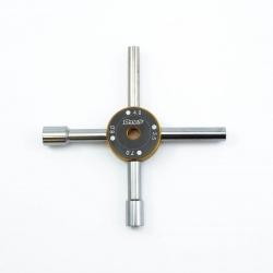 Universální nástrčkový klíč 4 v 1 (4,0 ; 5,5 ; 7,0 ; 8,0mm)