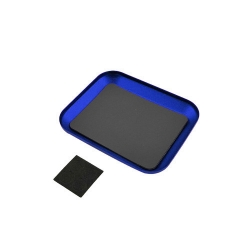 Magnetický talířek/miska - modrá