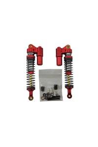 AKCE - Crawler nastavitelné olejové tlumiče 110mm progresivní s vyrovnávací nádrží (2 ks.)