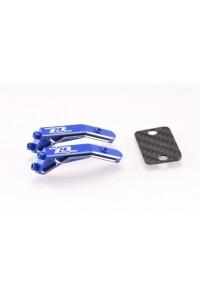 B6.2 | B6.1 | B6 hliníkový držák křídla, modrý