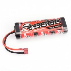 3600 - 7.2V - 6 článkový NiMH Stickpack - T-DYN