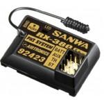 SANWA RX-380 FHSS-3 přijímač (netelemetrický)
