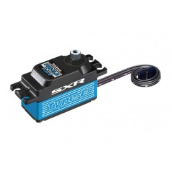 SRG-PGS-CLE LOW PROFILE WATERPROOF Servo (High Voltage)