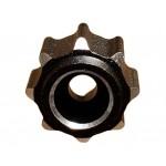 M17 hliníkové trimovací kolečko