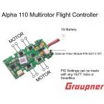 Alpha 110 - letový modul