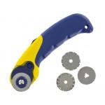 Modelcraft rotační nůž 45mm, 3ks řezací kolečka