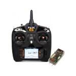 RC souprava - Spektrum NX6 DSMX, AR6610T