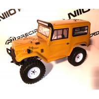 PR Racing SC-R10 Rock Crawler 1/10 RTR - Žluté