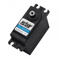 DL3020 DC WATERPROOF DC Digital servo (20 kg-0,11s/60°)
