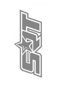 Servo páky plastové, páka, hvězda a kříž