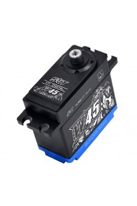 W45 Hi Volt COROLESS servo - WATERPROOF (45 kg)