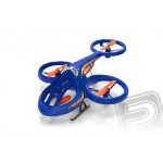 HELIFURY 360 - akrobatická minikvadrokoptéra