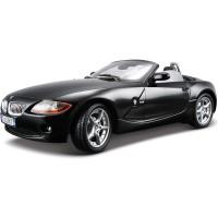Kovový model auta Bburago 1:18 BMW Z4