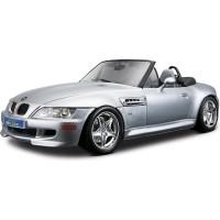 Kovový model auta Bburago 1:18 BMW M Roadster