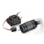 COMBO MAX8 TRX konek. s EZRUN 4274 SL 2200Kv - černý