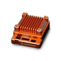 Tuningový XERUN XR10 PRO 160A alu obal - oranžový
