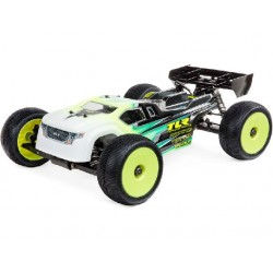 RC auto TLR 8ight XT/XTE 1:8 4WD Race Truggy Nitro/Electric Kit
