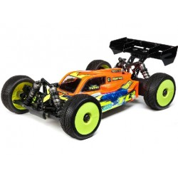 RC auto TLR 8ight-XE Elite Electric Buggy 1:8 Race Kit