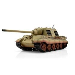 TORRO tank PRO 1/16 RC Jagdtiger pouštní kamufláž - BB Airsoft