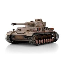 TORRO tank PRO 1/16 RC PzKpfw IV provedení G Div. LAH Charkov 1943 zimní kam. - BB Airsoft