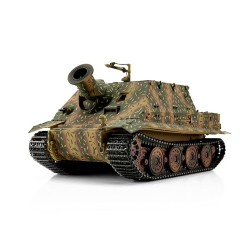 TORRO tank PRO 1/16 RC Sturmtiger vícebarevná kamufláž - BB Airsoft