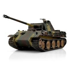 TORRO tank PRO 1/16 RC Panther G vícebarevná kamufláž - BB Airsoft