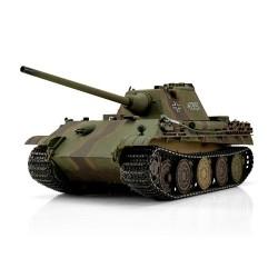 TORRO tank PRO 1/16 RC Panther F vícebarevná kamufláž- BB Airsoft