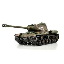 TORRO tank PRO 1/16 RC IS-2 1944 vícebarevná kamufláž - Airsoft BB
