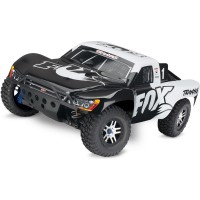 Traxxas Slash Ultimate 1:10 4WD VXL LCG TQi Bluetooth TSM OBA RTR