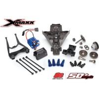 Traxxas X-Maxx - Konverzní sada Power-UP 8S
