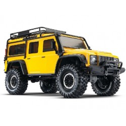 Traxxas TRX-4 Land Rover Defender 1:10 TQi RTR žlutý