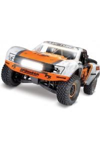Traxxas Desert Racer 1:8 TQi RTR s LED osvětlením - FOX