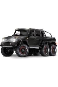 Traxxas TRX-6 Mercedes G 63 6x6 1:10 TQi RTR- ČERNÝ