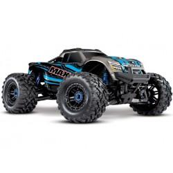 Traxxas Maxx 1:8 4WD TQi RTR  Modrá