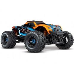 Traxxas Maxx 1:8 4WD TQi RTR  Oranžová