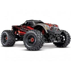 Traxxas Maxx 1:8 4WD TQi RTR  Červená