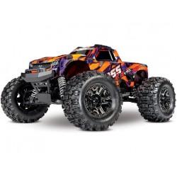 RC auto Traxxas Hoss 1:10 VXL 4WD TQi RTR Oranžová varianta
